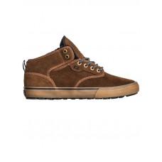 Globe Motley Mid Partridge Brown/Gum/Fur pánské boty na zimu - 46EUR