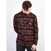 Fox Traildust CARDINAL pánská košile dlouhý rukáv - XL