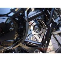 Yamaha Drag Star 1100 kryt rámu - set - Motofanda 2675