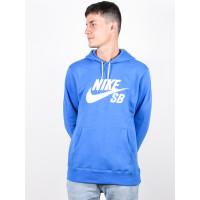 Nike SB ICON PO ESSNL PACIFIC BLUE pánská mikina - M