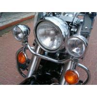 Yamaha XV 1600 Wild Star rampa světel s blinkry - 6477
