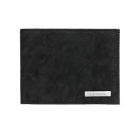 Quiksilver BRIDGIES IV black luxusní pánská peněženka - M