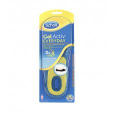 Scholl GelActive Everyday gelové vložky do bot 1 pár Pro ženy