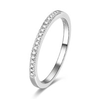OLIVIE Stříbrný prsten JASMINA 4865 Velikost prstenů: 6 (EU: 51-53)