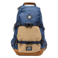 Element JAYWALKER NAVY HEATHER studentský batoh