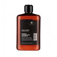 DEAR BEARD Man's Ritual Heroes podpůrný šampon proti padání vlasů 250ml