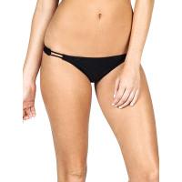 Volcom Simply Solid Full black plavky dámské dvoudílné luxusní - M