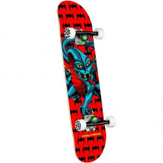 Skateboard POWELL PERALTA Cab Dragon One Off 7.75 • Red