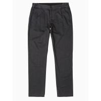 RVCA ALL TIME SESSION BLACK MARLE plátěné sportovní kalhoty pánské - 32