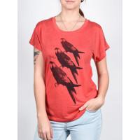 Ezekiel Poll VRD dámské tričko s krátkým rukávem - M