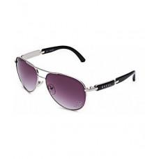 GUESS brýle Mirrored Aviator Sunglasses černé vel.