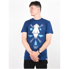 Picture Seabed Marine pánské tričko s krátkým rukávem - S