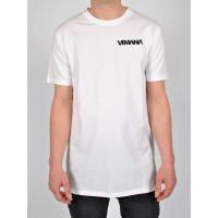 Vimana TEAM white pánské tričko s krátkým rukávem - M