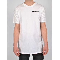 Vimana TEAM white pánské tričko s krátkým rukávem - S