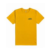 Billabong DREAMY PLACES MUSTARD dětské tričko s krátkým rukávem - 12