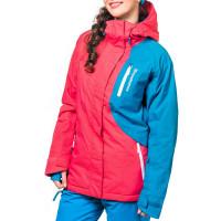 Horsefeathers ALINA rouge blue zimní bunda dámská - M