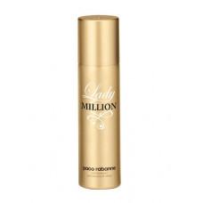 Paco Rabanne Lady Million deospray 150 ml