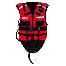 AQUADESIGN Rescue RED vesta wakeboard - L