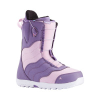 Burton MINT PURPLE/LAVENDER dámské boty na snowboard - 41EUR