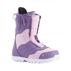 Burton MINT PURPLE/LAVENDER dámské boty na snowboard - 40,5EUR