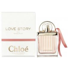 Chloé Love Story Eau Sensuelle parfémovaná voda Pro ženy 50ml