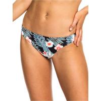 Roxy PT BEACH CLASSIC REG ANTHRACITE TROPICALABABA plavky dámské dvoudílné luxusní - M