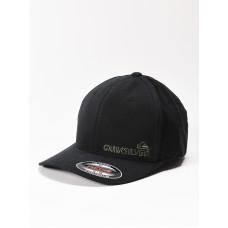 Quiksilver SIDESTAY black baseball čepice - L/XL