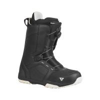 Gravity RECON ATOP BLACK WHITE pánské boty na snowboard - 42,5EUR
