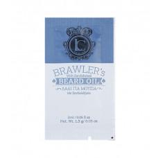 Lavish Care Brawler's Sandalwood olej na vousy 2ml