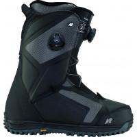 Pánské snowboardové boty K2 HOLGATE black (2020/21) velikost: EU 40,5