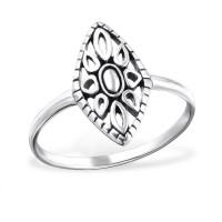 OLIVIE Stříbrný prsten MARQUISE 1022 Velikost prstenů: 7 (EU: 54 - 56)