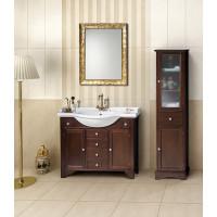 Gallo Wood - Koupelnový set GALANTA ORCHIDEA 100, mahagon (KSET-026)