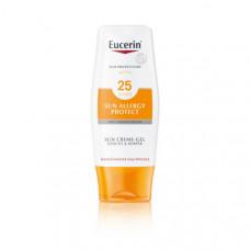 Eucerin - Ochranný krémový gel na opalování proti sluneční alergii SPF 25