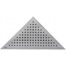 Alcaplast TRITON rošt podlahového rohového žlabu matný (TRITON)