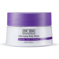 DR. SEA Lavender, Vanilla & Patchouli Anti-Aging Body Butter 250ml