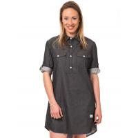 Horsefeathers BESS black společenské šaty krátké - XS