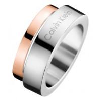 Prsten Calvin Klein Loud KJ6APR2001 Velikost prstenu: 57