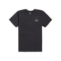 Billabong ARCH PEAK black pánské tričko s krátkým rukávem - L