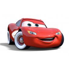 Samolepka Blesk McQueen Auta Cars