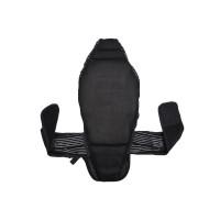 ICETOOLS Evo Shield black ochrana na snowboard - S