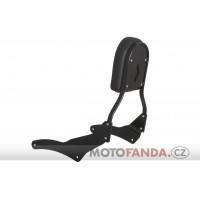 Honda VT 750 DC Black Widow (RC48) 2000 - 2003 opěrka EMP De Luxe černá - EMP Holland 12 01 3575 BL