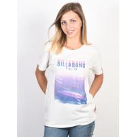 Billabong BAD WATER COOL WIP dámské tričko s krátkým rukávem - XS