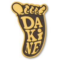 Dakine SHAKASQUATCH brown dárek
