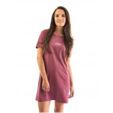 Horsefeathers LEXIS mauwe společenské šaty krátké - XL