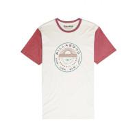 Billabong ROCK POINT BONE dětské tričko s krátkým rukávem - 12