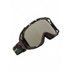 Electric RIG BRONZE/SILVER CHROME pánské brýle na snowboard