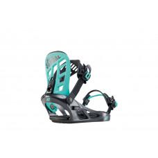 Dětské snowboardové vázaní K2 VANDAL black (2019/20) velikost: M
