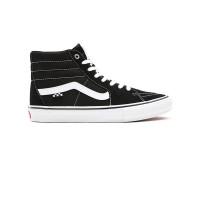 Vans Skate SK8-Hi black/white pánské letní boty - 40,5EUR