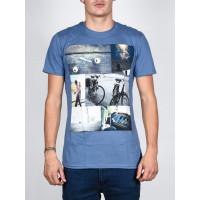 Ezekiel Montage INBL pánské tričko s krátkým rukávem - M