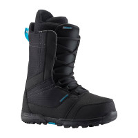 Burton INVADER black pánské boty na snowboard - 43,5EUR
